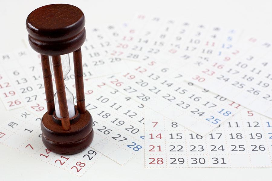 一般的に給料日の日付や振り込み時間はいつが多い?